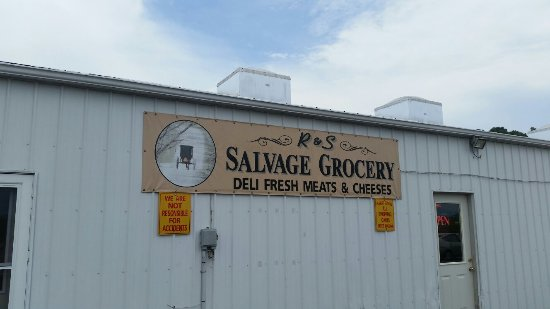 R & S Salvage Grocery & Bakery: R & S Salvage Grocery & Bakery