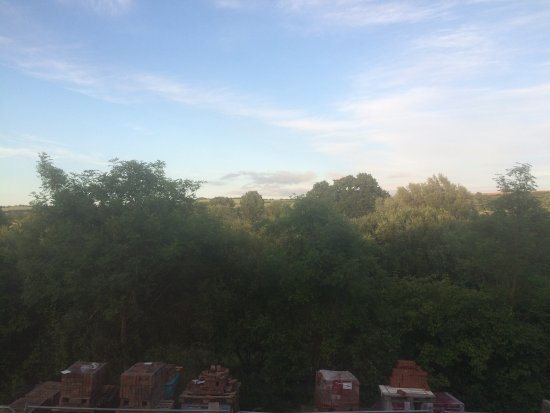 Premier Inn Salisbury North Bishopdown Hotel: View from room 114
