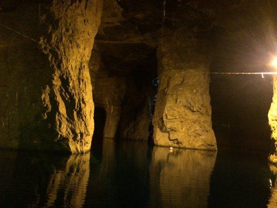 Bonne Terre, Missouri: Bonne Terre Mine tour