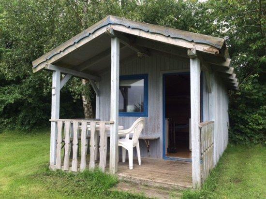 Daugaard, Danimarka: Hütte