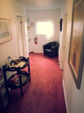La Scie, Canada: Upper Hallway