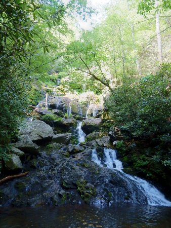 Old Fort, NC: Catawba Falls
