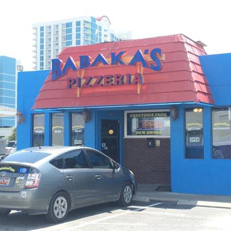 Babaka S Pizzeria North Myrtle Beach Sc