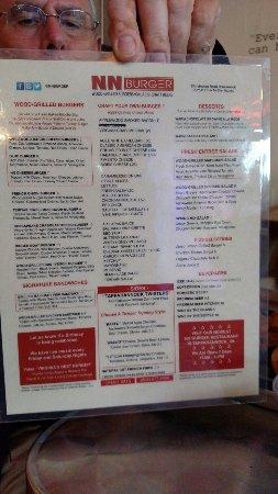 Kilmarnock, Βιρτζίνια: Absolutely fabulous burgers.
