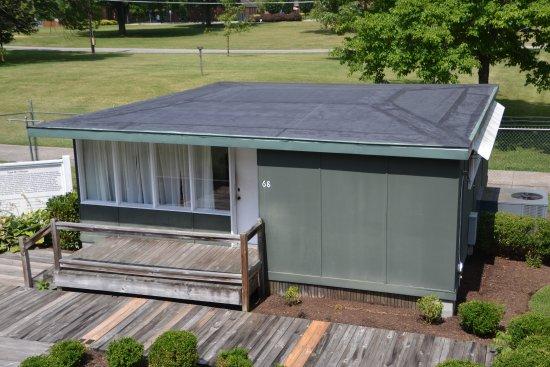 Oak Ridge, Теннесси: Flat Top house
