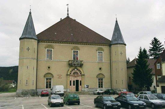 Hôtel de Ville de Mouthe