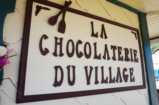Baie-St-Paul, Kanada: La chocolaterie du village
