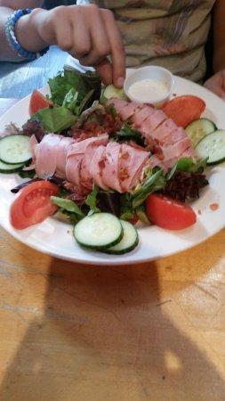 Mercy Tavern: Chef's salad
