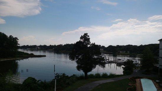 Irvington, Virginie : A wonderful Inn truly relaxing.