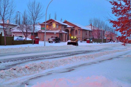 Ottawa, Kanada: Winter in Edmonton. Canada