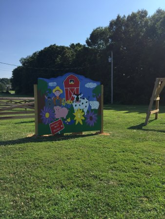 Scottsville, Кентукки: Play area