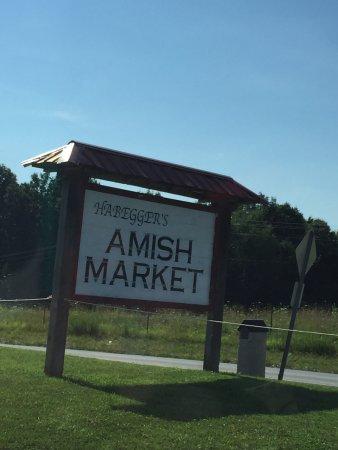 Scottsville, Кентукки: Habegger's