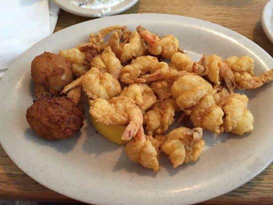 Sam's St John's Seafood: initial order ayce shrimp