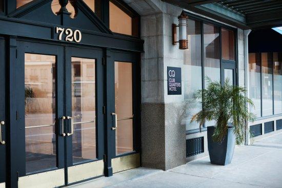 Photo of Hotel Club Quarters Hotel in Houston at 720 Fannin St, Houston, TX 77002, United States