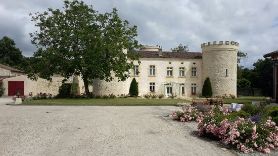 Saint-Sauveur, Francia: Château Fontesteau