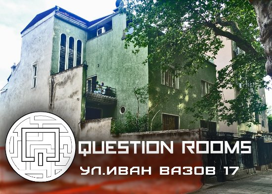 ‪QuestionRooms - Escape Room Plovdiv‬