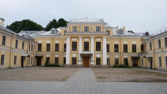 Bobrinskiy Palace