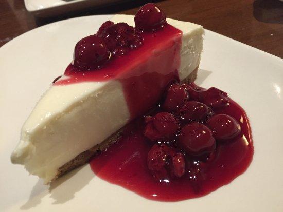Prince George, كندا: Cheesecake