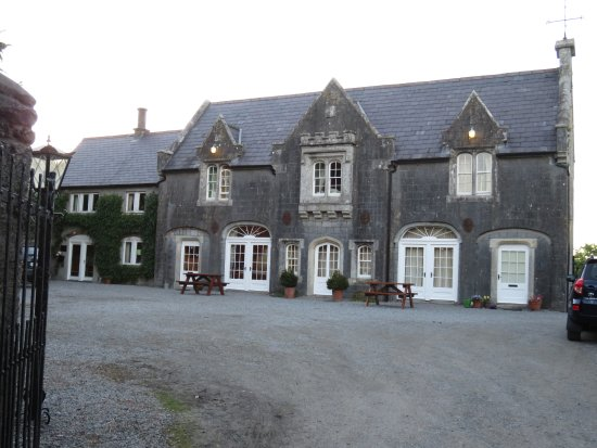 County Kilkenny, İrlanda: Coach House at Blanchville