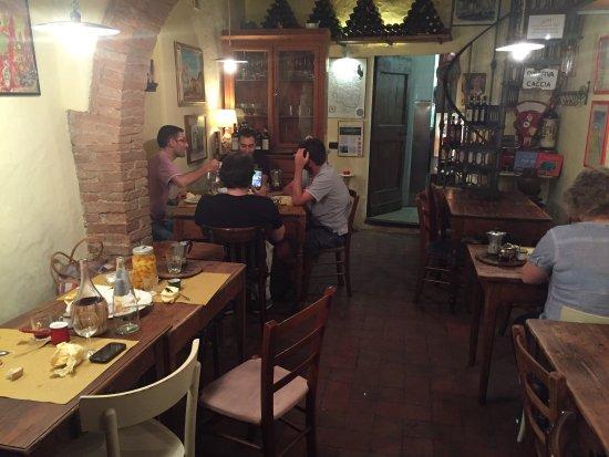 Montefiridolfi, Italia: A Casa Mia
