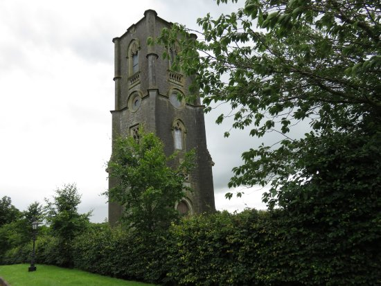 County Kilkenny, İrlanda: Bell tower on the grounds