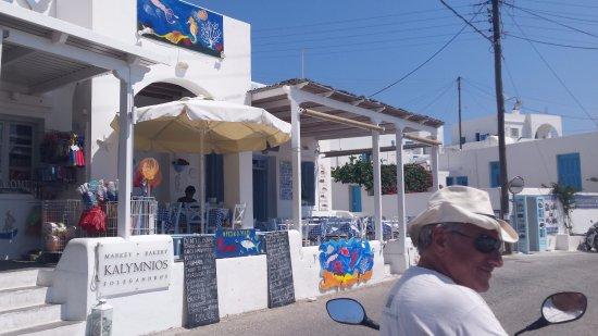 Karavostasis, Grecia: l'allettante lista dei pesci
