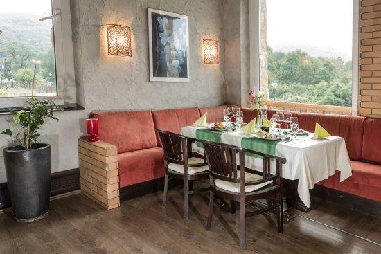 Kospallag, Hungría: Restaurant