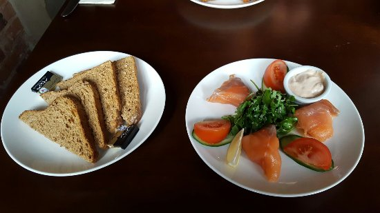North Warnborough, UK: Wonderful meal... excellent food
