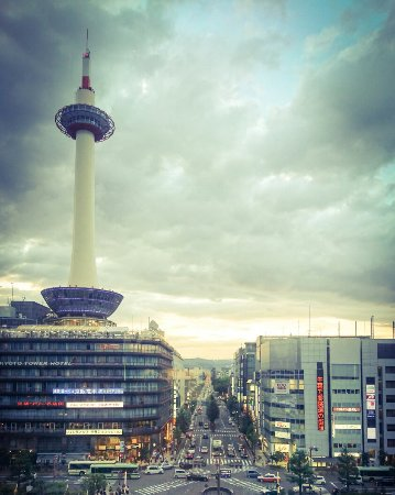 Kyoto Tower Hotel: IMG_20160703_190646_large.jpg