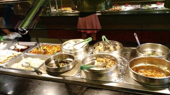 San Leandro, Καλιφόρνια: Soup and dim sum