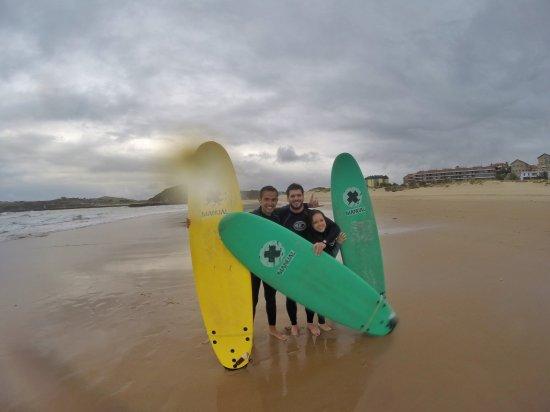 Escuela de Surf El Pico
