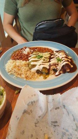 La Palapa: Vegan tamales