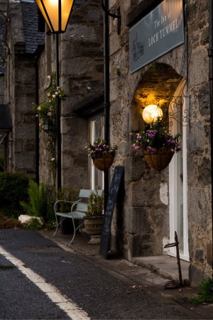 Strath Tummel, UK: The Inn at Loch Tummel