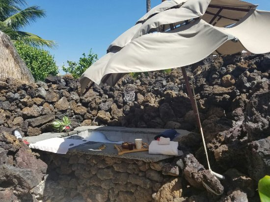 Mauna Lani Spa: 20160702_145120_large.jpg