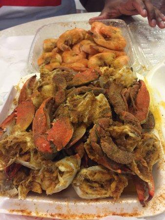 Zebo Crab Shack