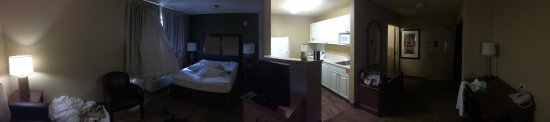 Extended Stay America - Philadelphia - Mt. Laurel - Pacilli Place: Check-Out time.