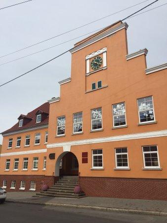 City Hall Tapiau