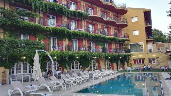 Hamman spa picture of hotel los angeles spa granada - Hotel los angeles granada ...