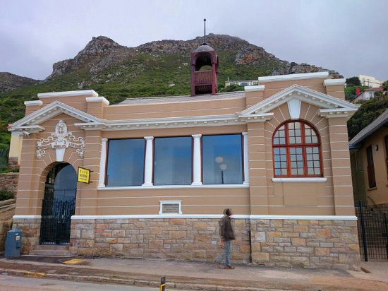 Muizenberg, South Africa: Front entrance to the museum.
