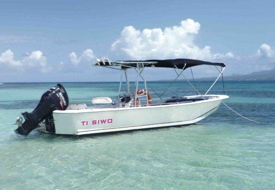 Cool Caraïbes : Cool boat grand cul-de-sac marin