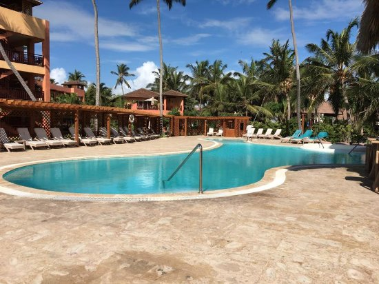 Vik Hotel Cayena Beach Pool At The Club