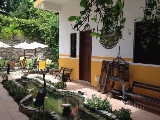 Hotel San Miguel Arcangel-bild