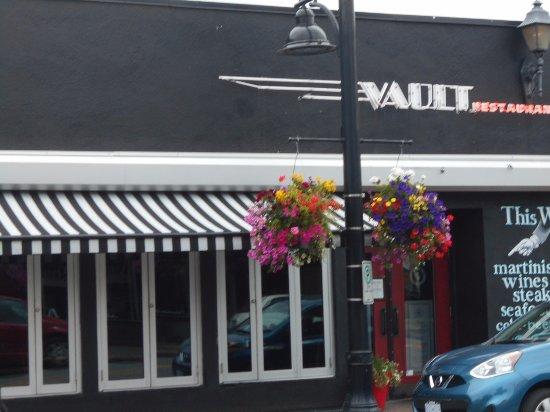 The Vault : Cloverdale BC