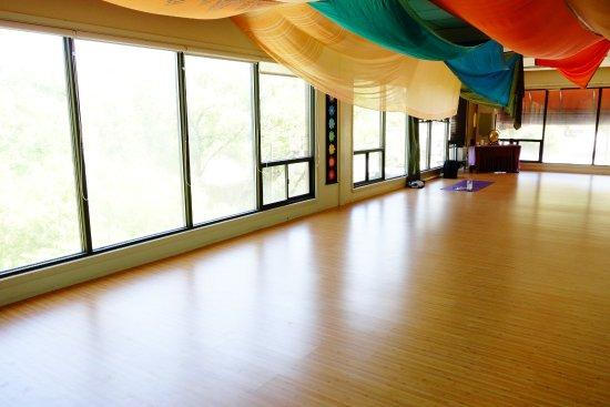 Blue Lotus Day Spa & Yoga in Ruidoso: Yoga Studio