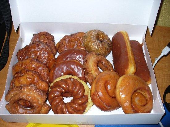 ยอร์ก, เซาท์แคโรไลนา: Mmmm. Donuts.