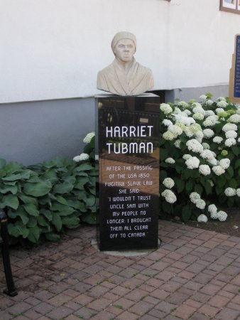 St. Catharines, Kanada: A leader in the freedom movement - Harriet Tubman
