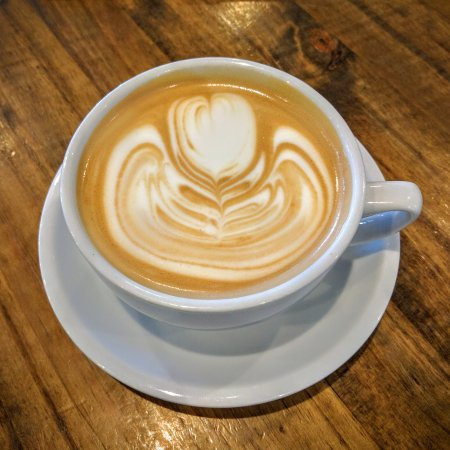 Photo of Cafe Big Mug Coffee Roaster at 3014 El Camino Real, Santa Clara, CA 95051, United States