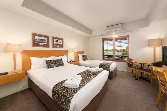 Kingsford Smith Motel: Room