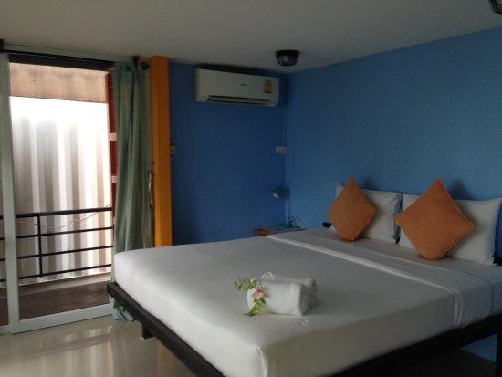 Lipa Noi, Tailândia: Think! bedroom