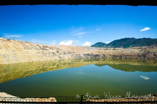 Berkeley Pit: Berkley Pit, Butte, Montana